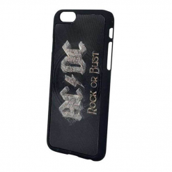 28972 ac_dc rock or bust iphone 6 6s cover