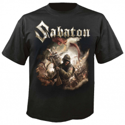 Sabaton The Last Stand T-shirt front