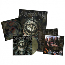 Maximum Violence / OLIVE-BLACK Marbled LP Re-Issue