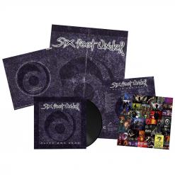 Alive And Dead / BLACK LP Re-Issue