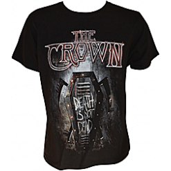 THE CROWN - Death Is Not Dead T-Shirt front
