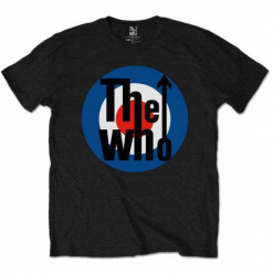 THE WHO - Target Classic / T-Shirt