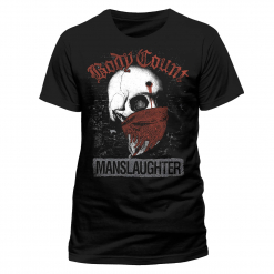 BODYCOUNT - Manslaughter / T-Shirt