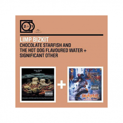 limp bizkit chocolate starfish significant other cd