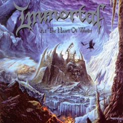 IMMORTAL - At The Heart Of Winter / Jewelcase CD