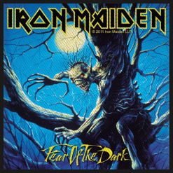 IRON MAIDEN - Fear Of The Dark / Patch