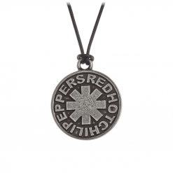 ALCHEMY ROCKS - RED HOT CHILI PEPPERS - Asterisk Round / Pendant
