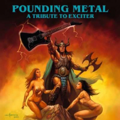 Pounding Metal - A Tribute To Exciter / CD