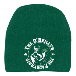 THE O'REILLYS AND THE PADDYHATS - Logo / Beanie