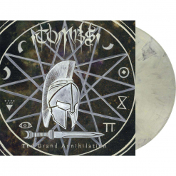 TOMBS - The Grand Annihilation / IVORY GREY MARBLED LP