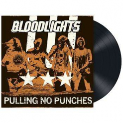 Pulling No Punches / BLACK LP