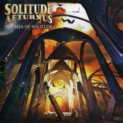 In Times Of Solitude / WHITE 2-LP Gatefold