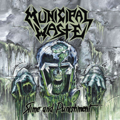 Slime And Punishment / CD
