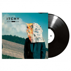 ITCHY - All We Know / BLACK LP Gatefold