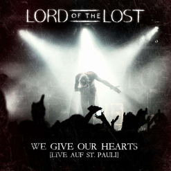 45083 lord of the lost we give our hearts (live auf st. pauli) cd gothic metal