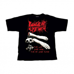 For God Your Soul... For Me Your Flesh T-shirt