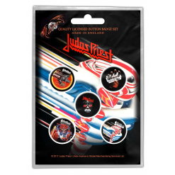 Turbo / Button Badge Pack