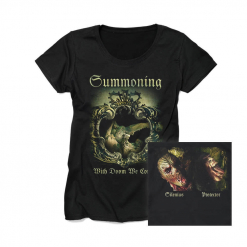 46422-1 summoning with doom we come girlie shirt