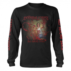 CANNIBAL CORPSE - Red Before Black / Longsleeve