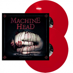 Catharsis / RED 2-LP Gatefold