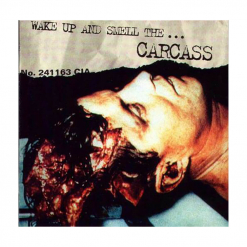 47946 carcass wake up and smell the carcass cd death metal