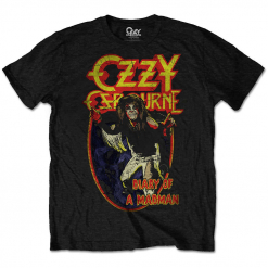 Diary Of A Mad Man / T-Shirt
