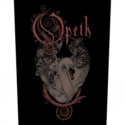 Swan Backpatch
