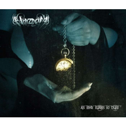 WHYZDOM - As Time Turns To Dust / Digipak CD