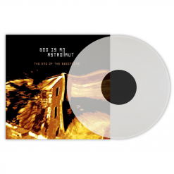 god is an astronaut the end of the beginning clear vinyl
