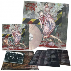 Bloodthirst / OPAQUE PALE LILAC MARBLED LP