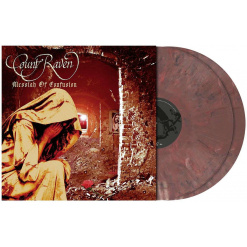 Messiah of Confusion / PALE/VIOLET/RED Marbled 2-LP Gatefold