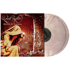 COUNT RAVEN - Messiah of Confusion / SOFT LILAC 2-LP Gatefold
