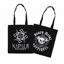 NAPALM RECORDS - Heavy Metal Happiness / Stuff Bag