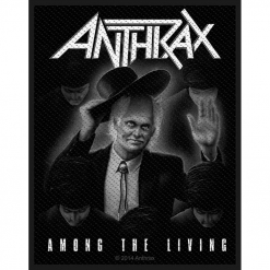 ANTHRAX - Among The Living / Patch