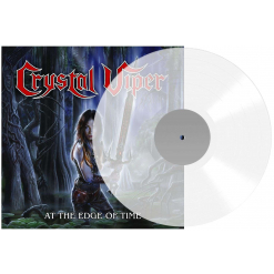 """At the Edge of Time / CRYSTAL CLEAR 10"""" Mini- LP"""