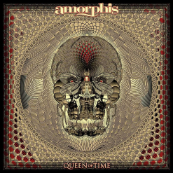 AMORPHIS - Queen Of Time / CD