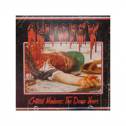 AUTOPSY - Critical Madness: The Demo Years / CD