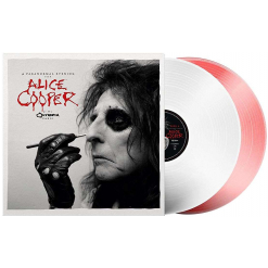 ALICE COOPER - A Paranormal Evening at the Olympia Paris / COLOURED 2-LP Gatefold