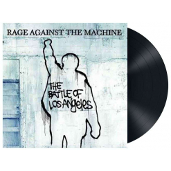 RAGE AGAINST THE MACHINE - The Battle Of Los Angeles / LP