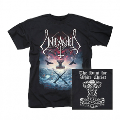 52402-1 unleashed the hunt for white christ t-shirt