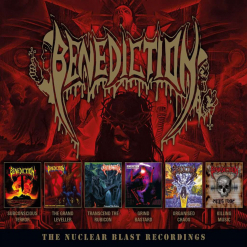 BENEDICTION - The Nuclear Blast Recordings / 6-CD BOX