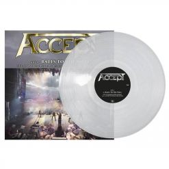 52569 accept balls to the wall live clear 10'' mini lp heavy metal