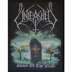 UNLEASHED - Dawn Of The Nine / Patch