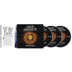 The Pursuit Of Vikings: 25 Years In The Eye Of The Storm / Digipak 2-DVD + CD