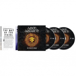 The Pursuit Of Vikings: 25 Years In The Eye Of The Storm Digipak 2-DVD + CD