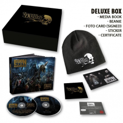 53118 legion of the damned slaves of the shadow realm deluxe boxset black metal