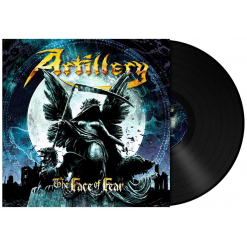 The Face of Fear / BLACK LP
