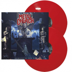 metal church damned if you do red double vinyl