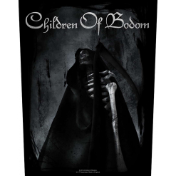 CHILDREN OF BODOM - Fear The Reaper / Backpatch