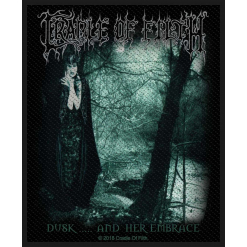 CRADLE OF FILTH - Dusk And Her Embrace / Patch